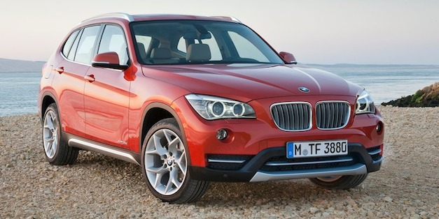 Report: Next-generation BMW X1 to be front-wheel-drive