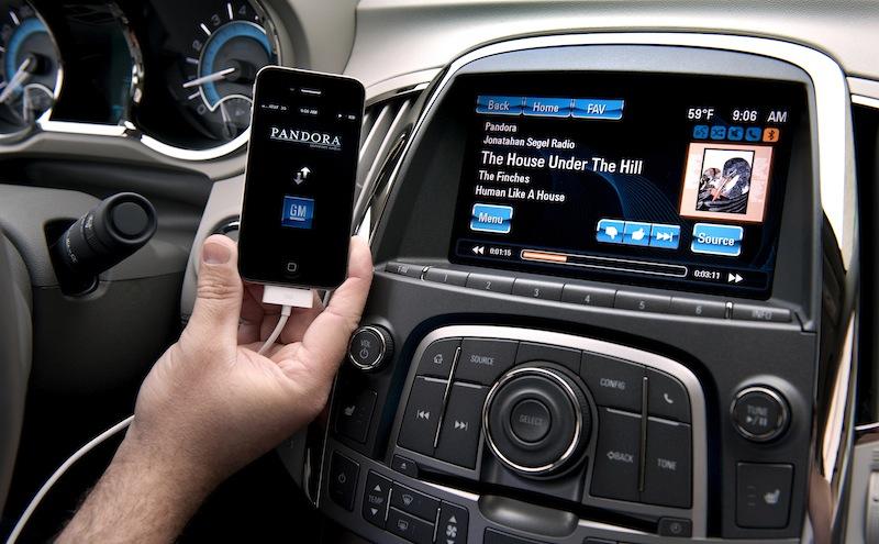 2013 Buick LaCrosse IntelliLink