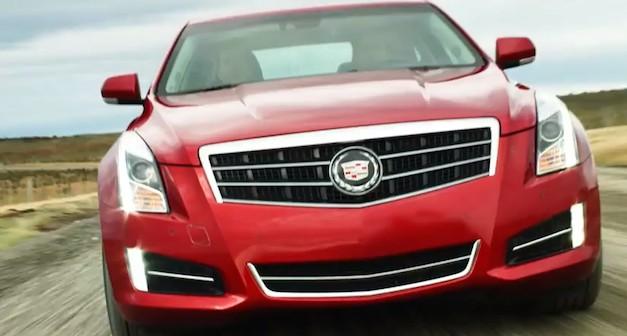 Cadillac ATS vs. World