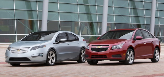 Chevrolet sold nearly 1.3 million vehicles in second quarter of 2012