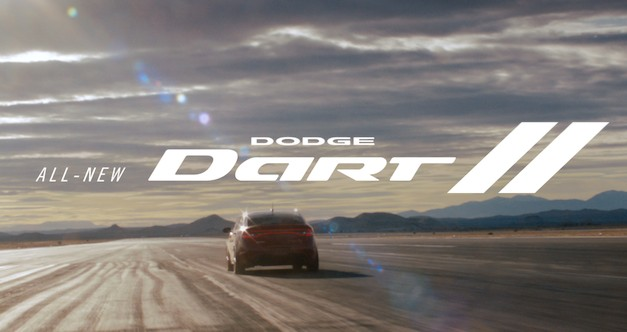 Dodge Dart Commercial