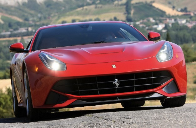 Report: Next Ferrari V12 to forgo turbocharging for hybridization