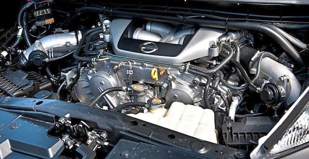 Nissan Juke R Review Engine