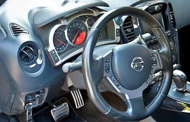 Nissan Juke R Review Interior