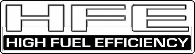 High Fuel Efficiency Logo