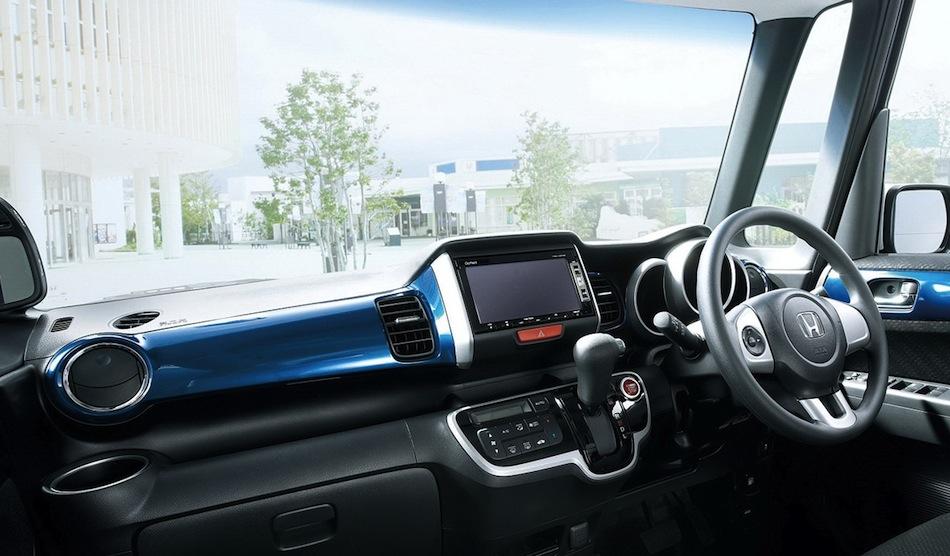 Honda N Box Front Interior Egmcartech