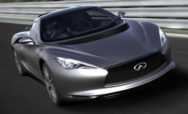 Report: Infiniti's design chief talks about future flagship, new G and luxury hatch