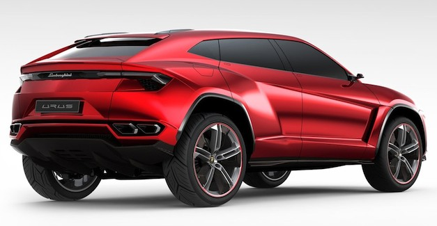 Report: Lamborghini Urus SUV to cost around €170,000 ($208,215 USD)