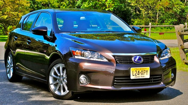 lexuscts200hreviewphoto Report: Lexus shares details on future plans, to make compact crossover, more hybrids to enter lineup