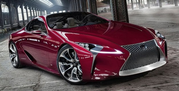Lexus to dealers: Sell 27,500 GS sedans and we will produce the LF-LC coupe