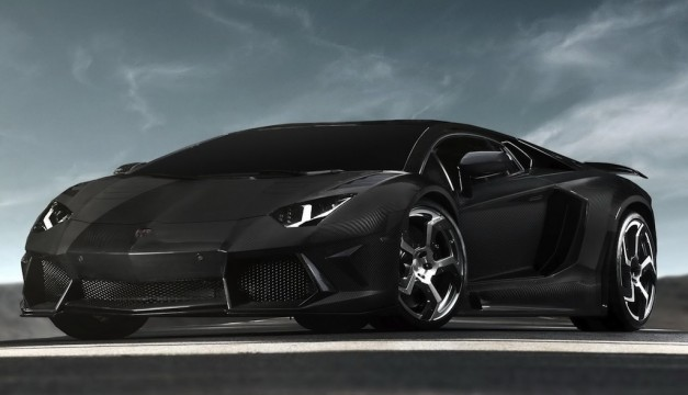 Mansory gives Lamborghini Aventador a full carbon fiber treatment