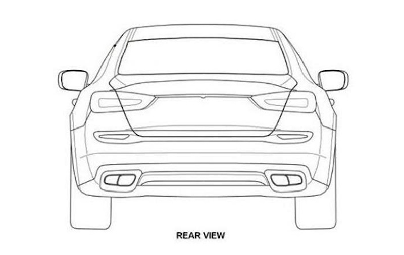 The Gallery For --u0026gt; Back Of Car Drawing