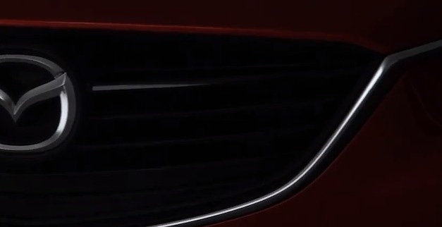 Video: New Mazda6 redesign teased