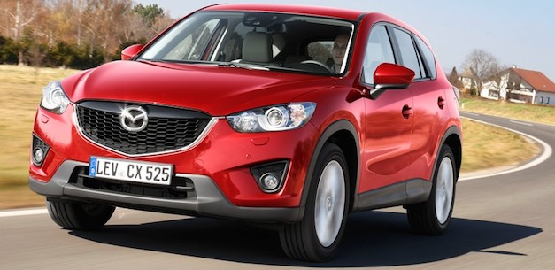 Report: Mazda to boost CX-5 production due to strong demand