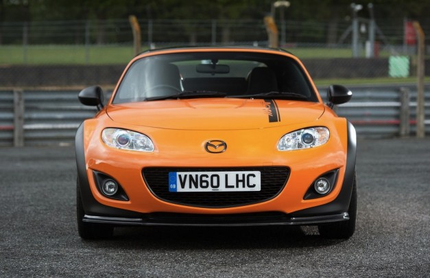 Mazda MX-5 GT Concept Front View