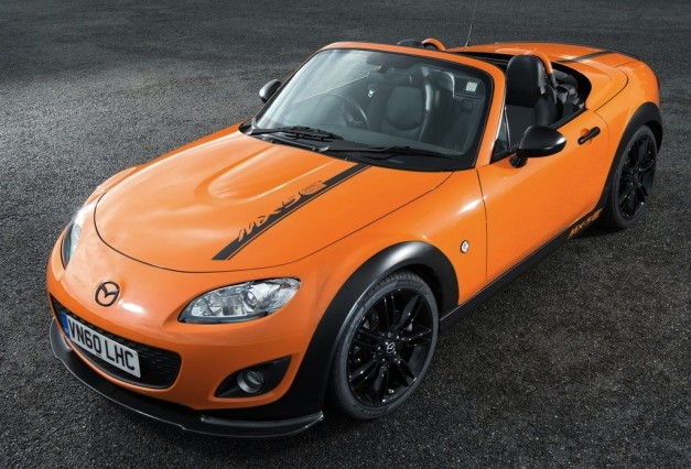 mazdamx5gtconcept 05 627x426 Mazda MX 5 GT Concept debuts at Goodwood Festival of Speed