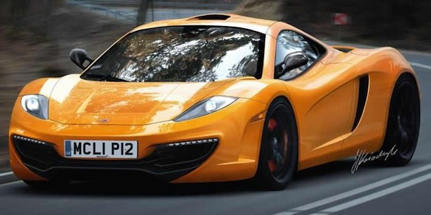 Report: Next McLaren F1 to make 1,000-hp, to debut at Pebble Beach