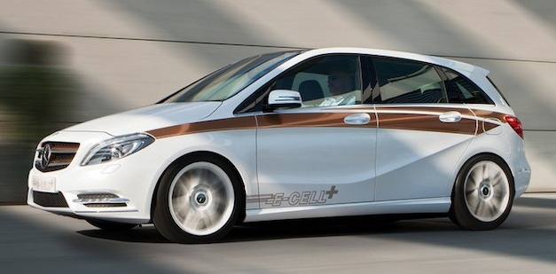 Mercedes-Benz B-Class E-CELL