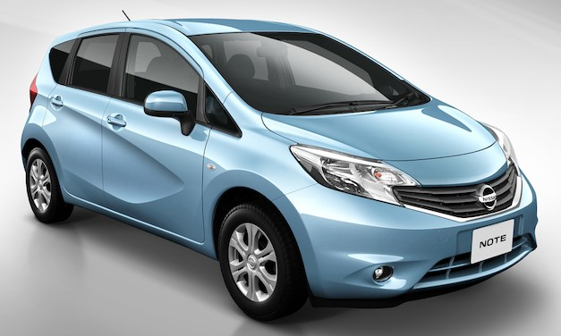 2013 Nissan Note hints at design for next Versa hatchback for U.S.