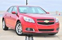Review: 2013 Chevrolet Malibu Eco Front 3/4 View