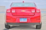 Review: 2013 Chevrolet Malibu Eco Rear Shot