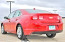 Review: 2013 Chevrolet Malibu Eco Rear 3/4 Angle