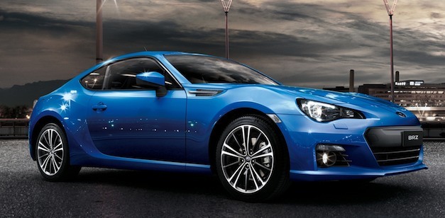 Subaru sells out of BRZ in Australia in just three hours, all sold online