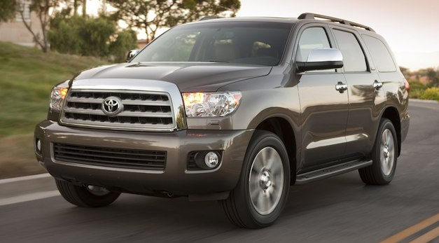 toyotasequoia2011 Report: Toyota dropping 4.6L V8 from the 2013 Sequoia