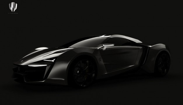 W Motors teases Arab world's first supercar and it has diamond-crusted LED taillamps