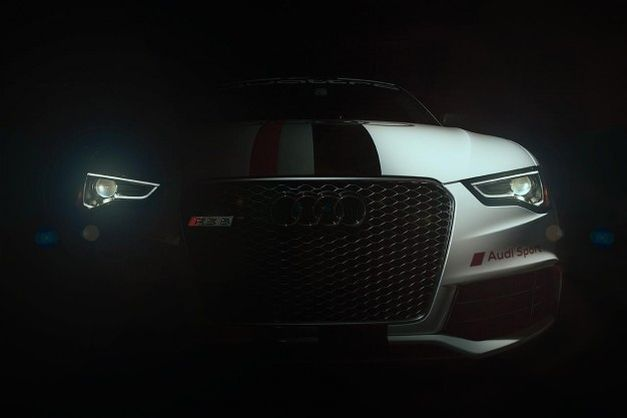 2012 Audi RS5 Pikes Peak Edition Audi teases special RS5 for Pikes Peak International Hill Climb this weekend