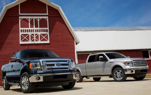 Report: Next gen Ford F150 may utilize a body with more aluminum
