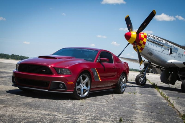 2013 Roush Stage 3 Mustang Premier Edition