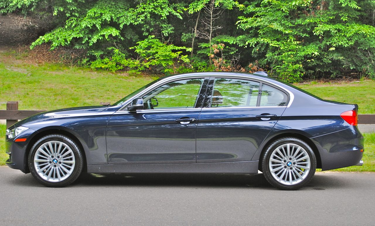 review 2013 bmw 3 series side view egmcartech. Black Bedroom Furniture Sets. Home Design Ideas