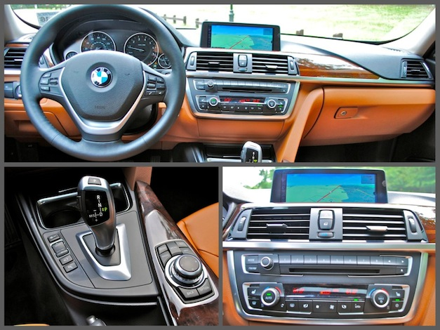 Review: 2013 BMW 328i - Interior