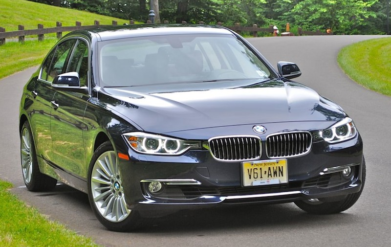 Review The 2013 Bmw 328i Series Not Quite The Sporty 3 Series We