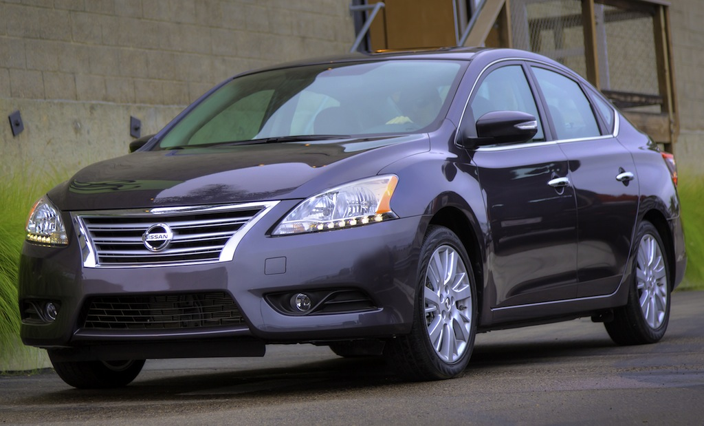 Delightful 2013 Nissan Sentra Unveiled, Gets Up To 40 Mpg Highway