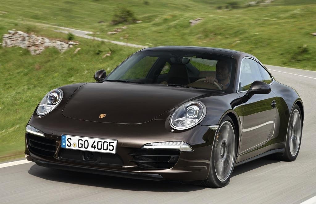 2013 Porsche 911 Carrera 4 price starts at $91,030, 911 Carrera 4S