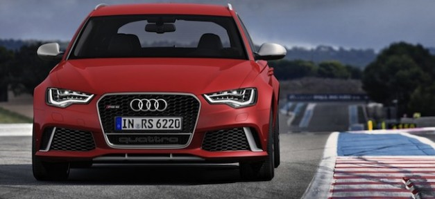 Report: Audi RS6 coming next year with 572-hp 4.0 liter twin-turbo V8