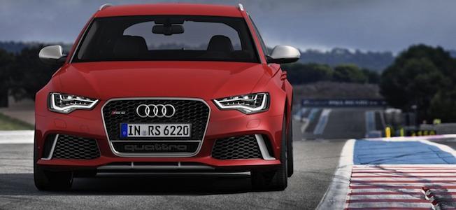 2014 Audi RS6 Avant Top Story