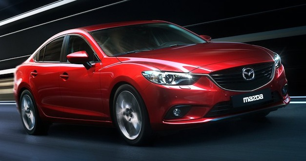 2013 Mazda6 price starts at $20,880, EPA rated at 38 mpg highway
