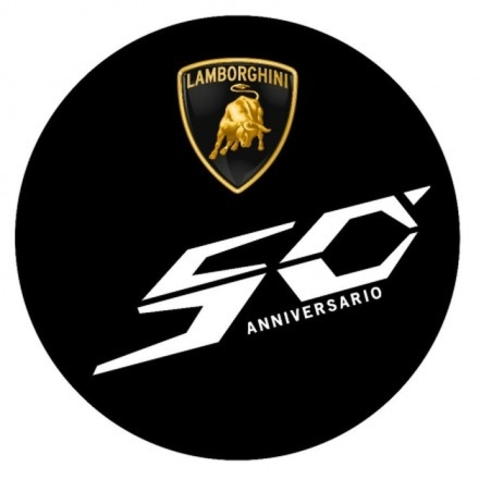 Lamborghini 50th Anniversary logo Report: Lamborghini celebrates 50th anniversary in 2013, announces some plans for celebrating