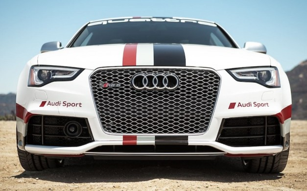 Audi RS5 2012 Pikes Peak pictures, teaser video released