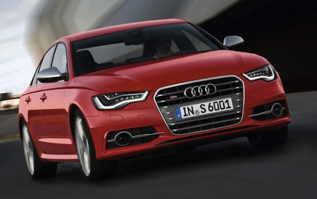 audis6red 03 627x393 Report: Audi RS6 coming next year with 572 hp 4.0 liter twin turbo V8