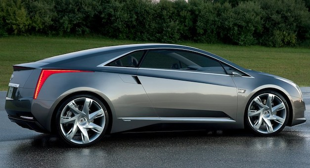 Production Cadillac ELR to debut at 2013 Pebble Beach Concours d'Elegance
