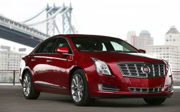 Cadillac heads to NYC's Brooklyn Bridge to verify sensor safety tech