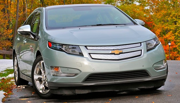 Report: Pentagon to purchase 1,500 electric-cars, including Volts