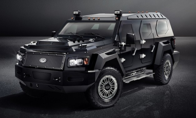 conquestevade 02 627x379 Canada's Conquest Vehicles launches first unarmored SUV at $579,000