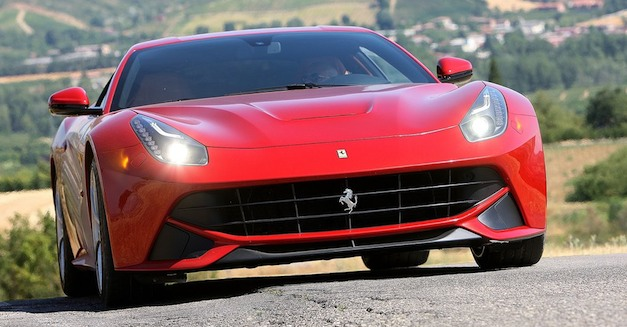 Ferrari F12 Berlinetta making North American debut at Pebble Beach
