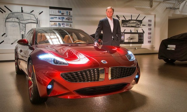Report: Fisker wants to raise more cash before producing Atlantic sedan