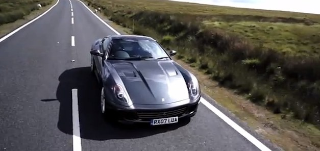 harris599gtb Video: Chris Harris sells his personal Porsche, buys used Ferrari 599 GTB